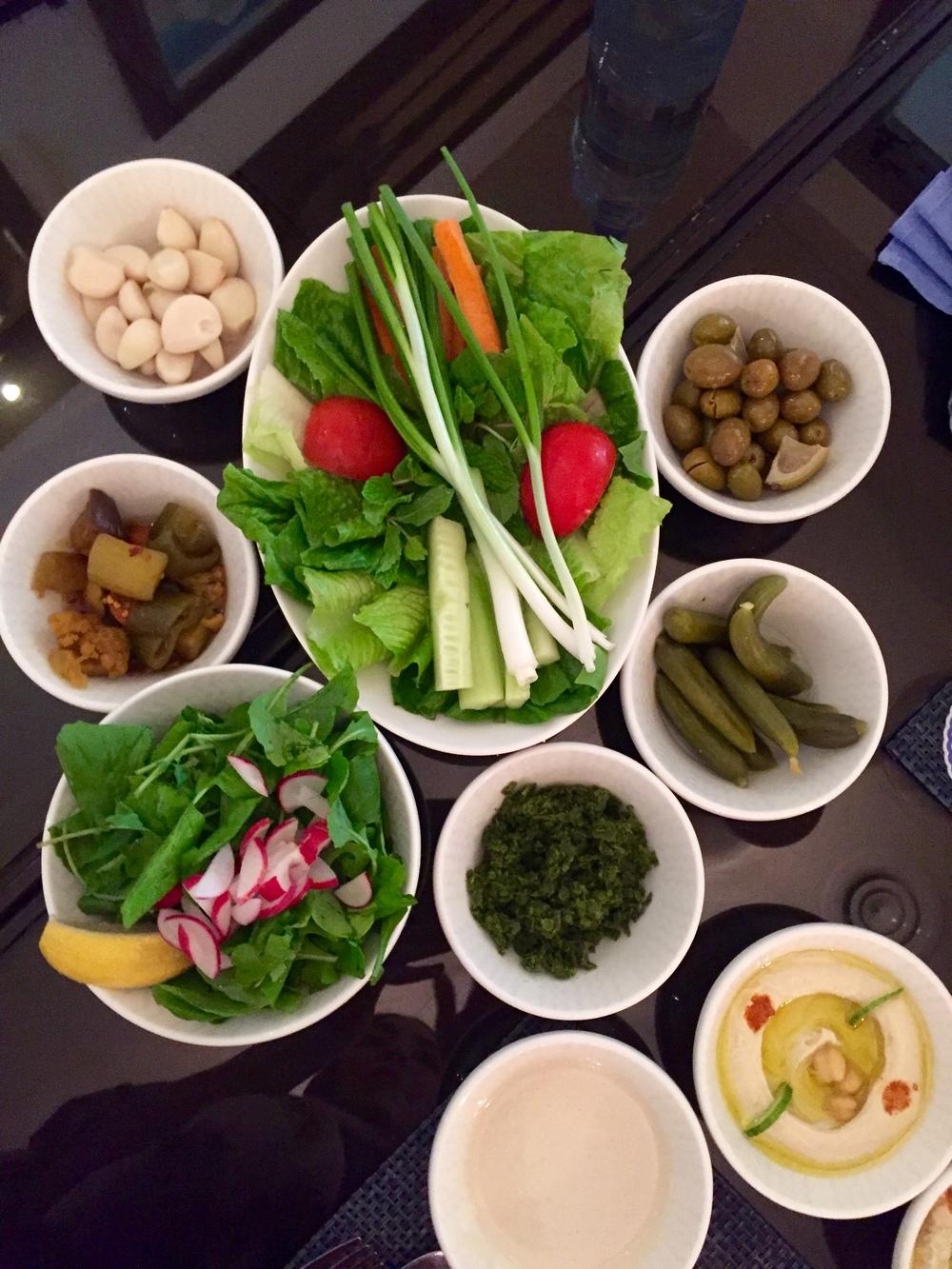 Images by Anna Maria Sandegren, Muhallab Restaurant