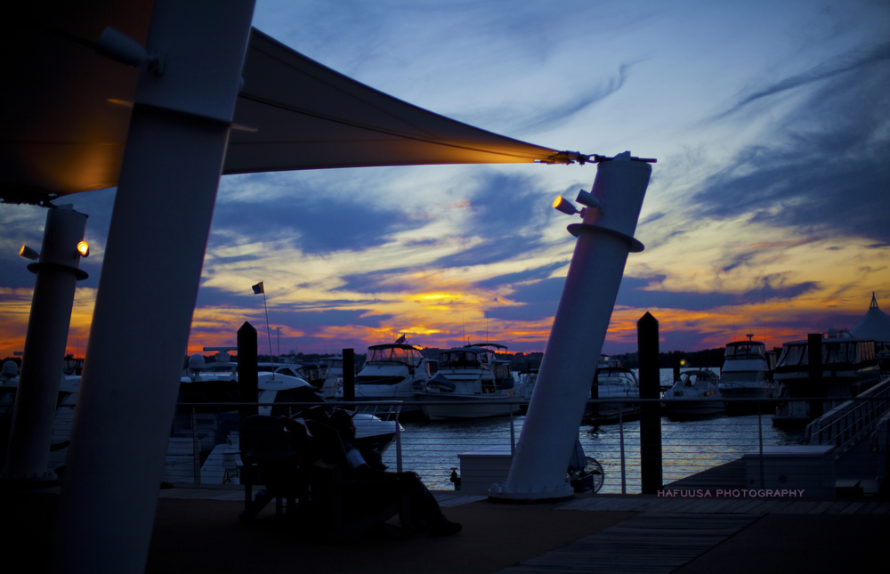 Sunset Boats and Tent.jpg