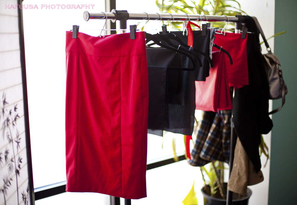 Skirts on rack.jpg
