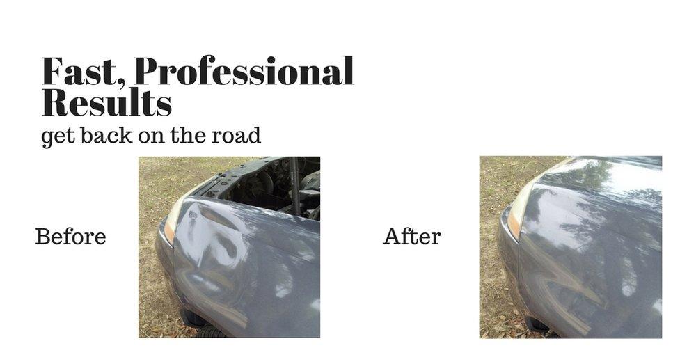Pensacola Dent Repair 1