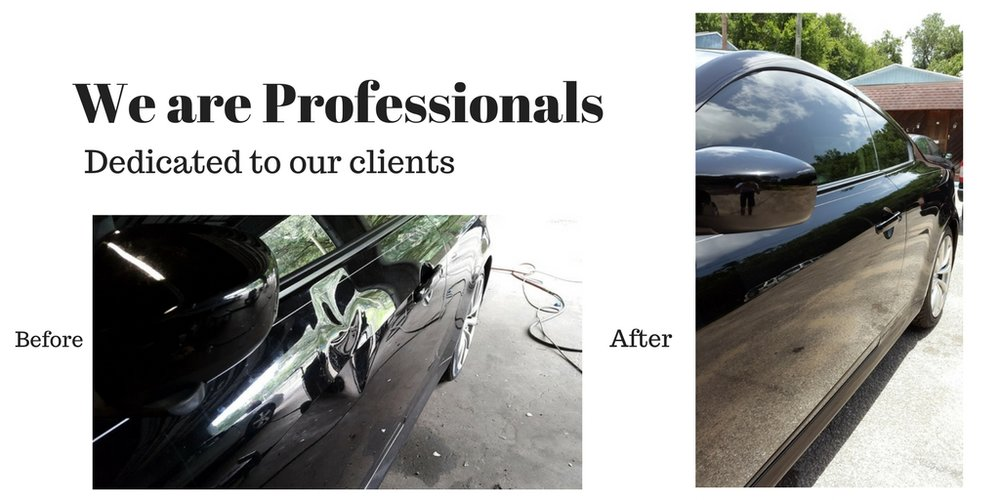 Pensacola Paintless Dent Removal