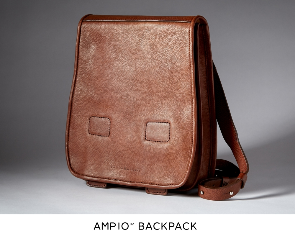 Ampio Backpack Front