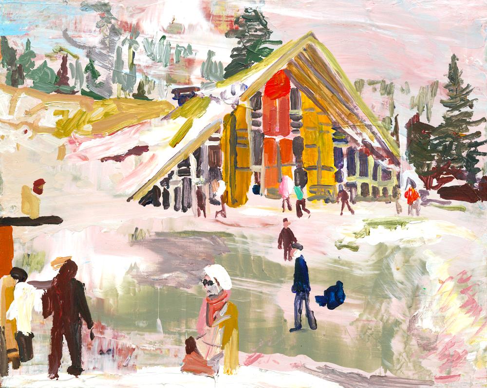 Serenity Lodge, 2012