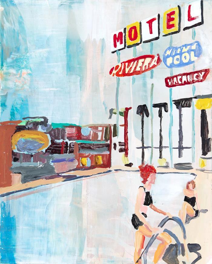 Motel, 2013