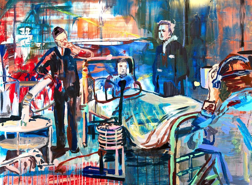 Blue Room, 2011