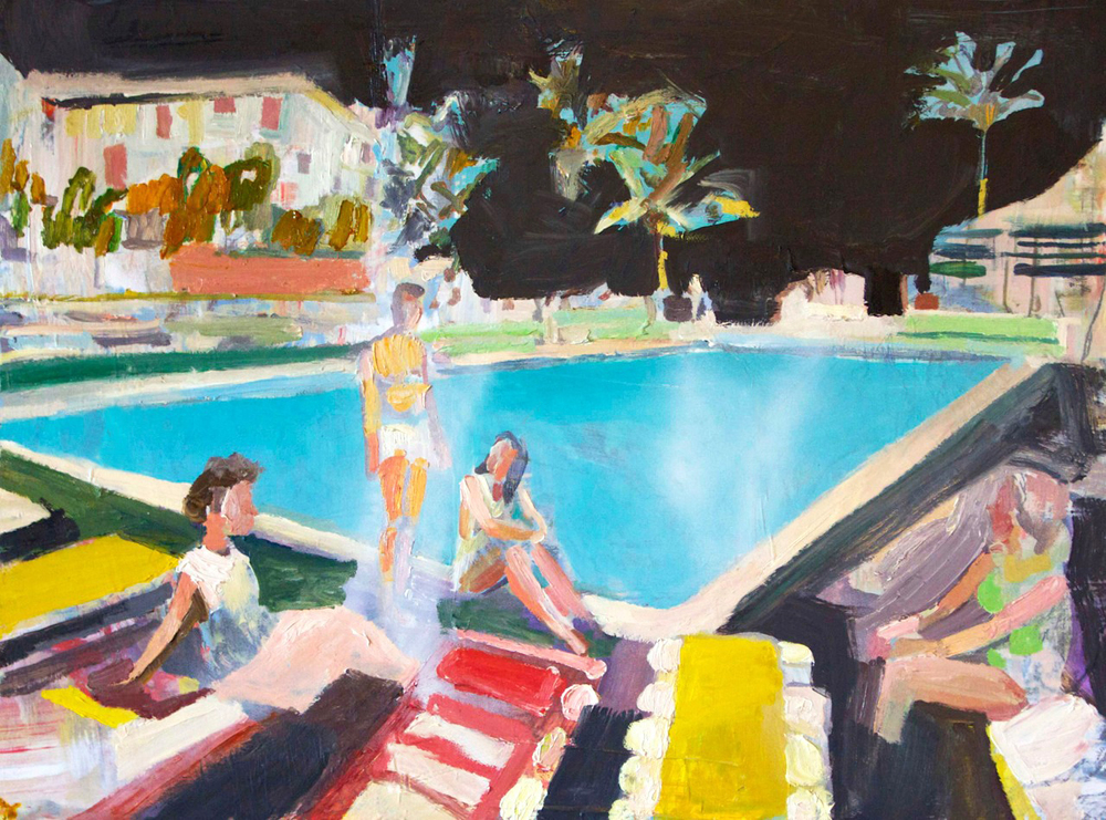 Midnight Swim, 2013