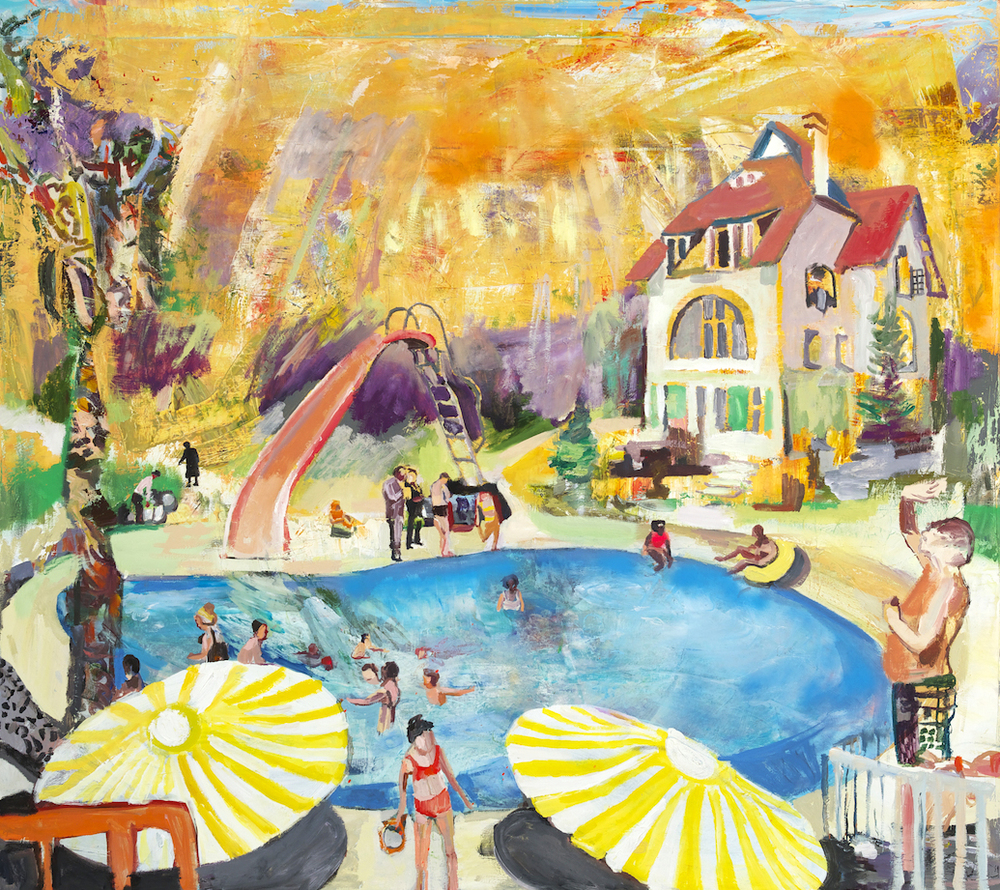 Sunblind Splash, 2013