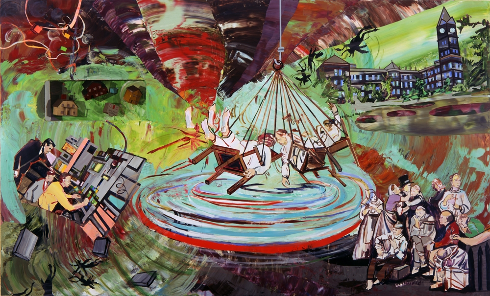 Spin out the Devil, 2006