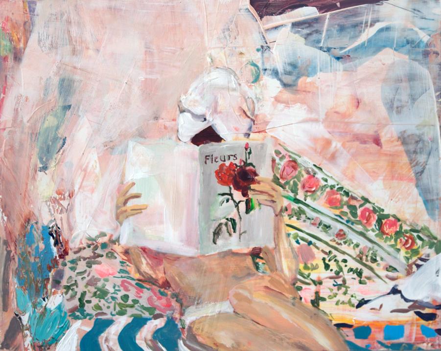 Les Fleurs, 2013