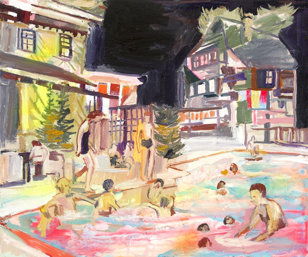 Gloaming Swim, 2015