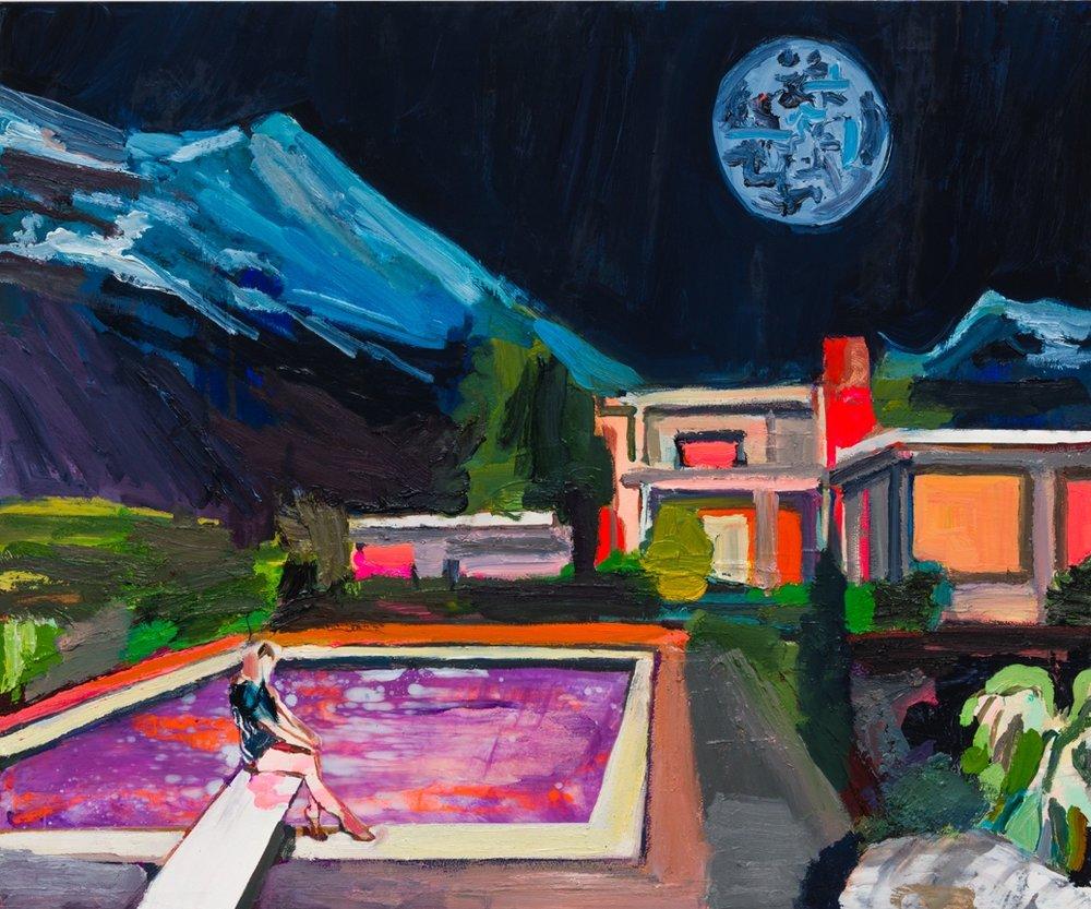 Blue Moon, 2017