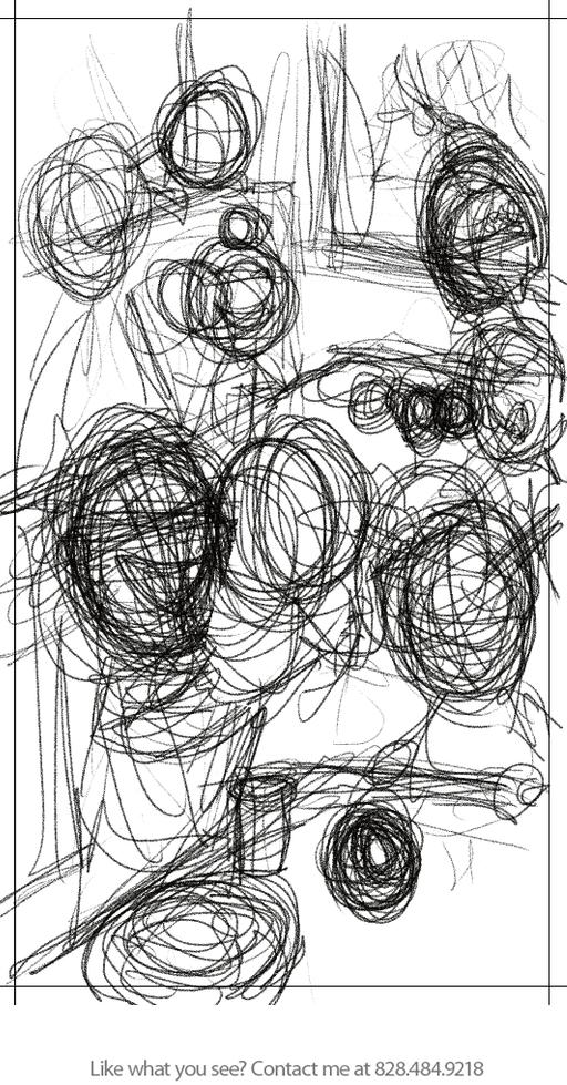 Beginning Of An Illustration