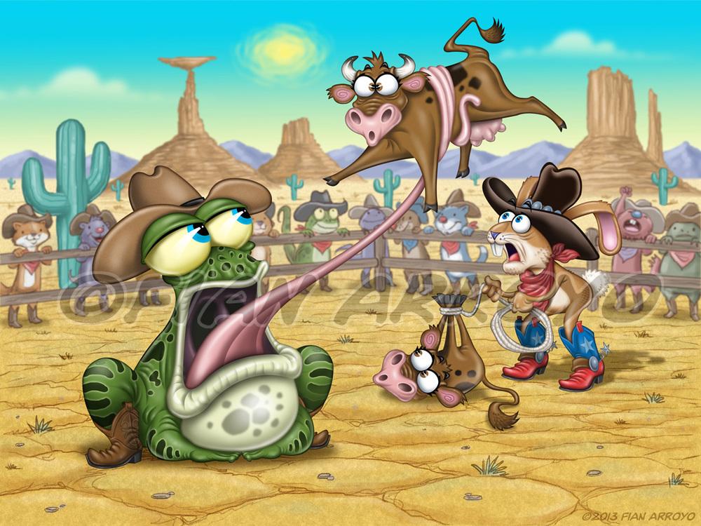 Fian Arroyo Frog Rodeo.jpg