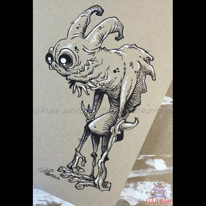Troll Doodle