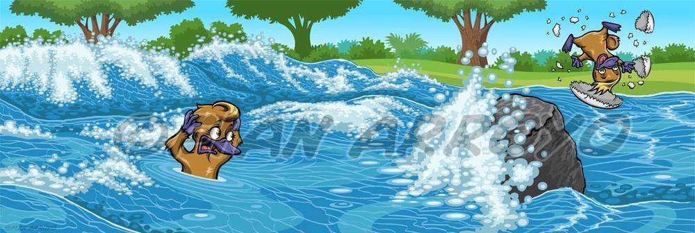 Platypus Adventure