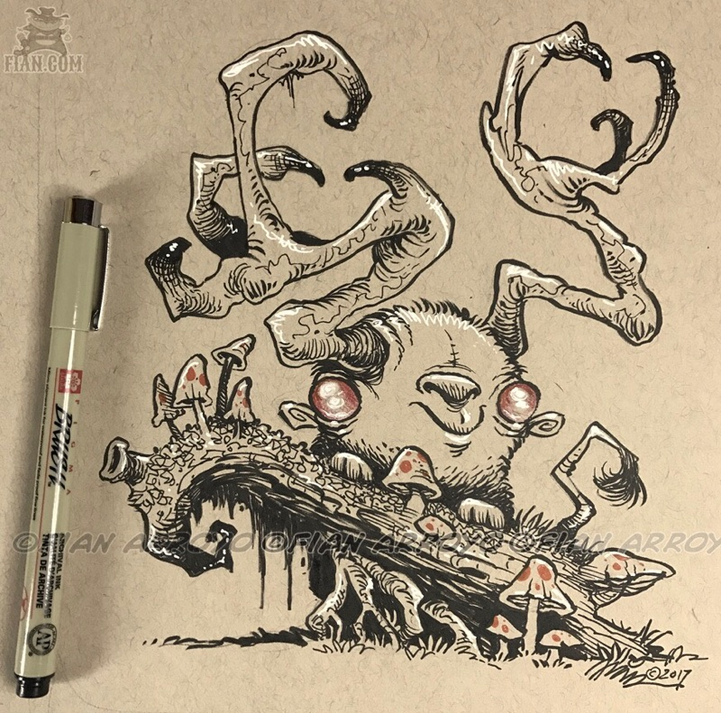 Springazers Sketch