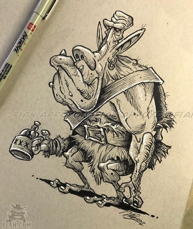 Moonshine Ogre