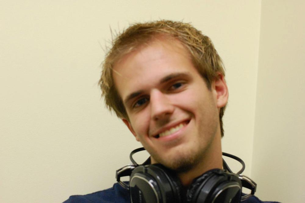 Justin Farrell   Sound Recordist