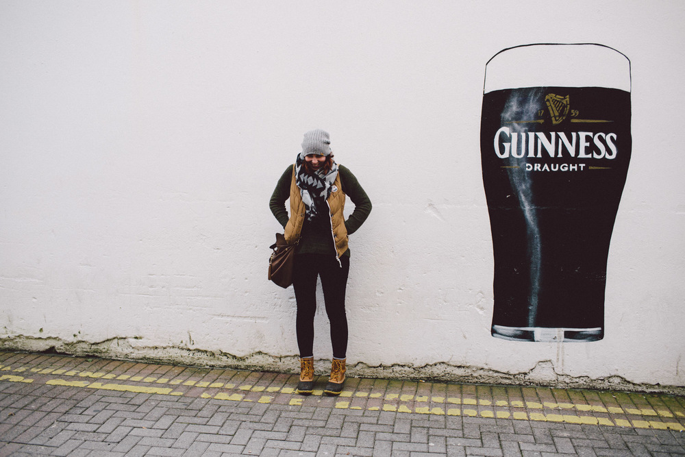 It's a good day for a guinness, Killarney, Ireland