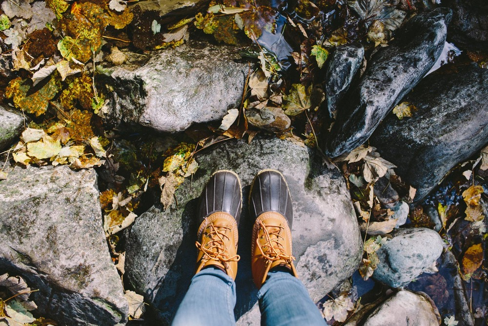 best fall hiking boots, LL Bean Boot