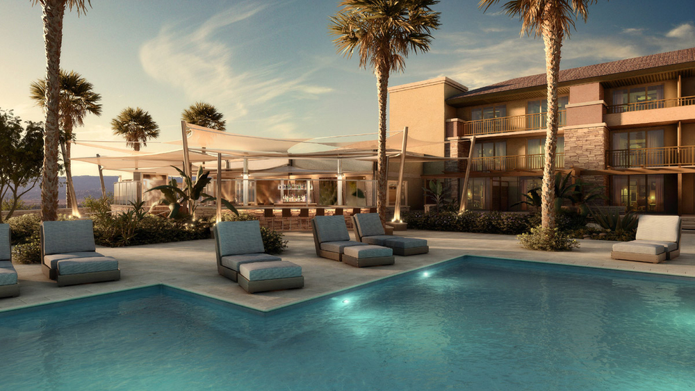 Ritz Carlton, Rancho Mirage, CA