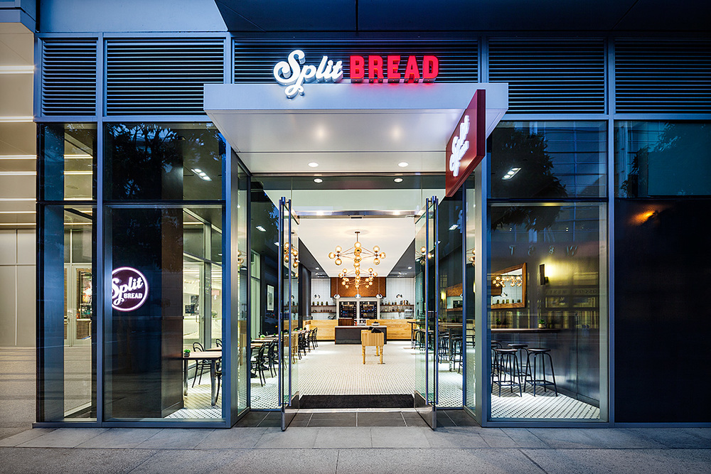 Split Bread, San Francisco, CA