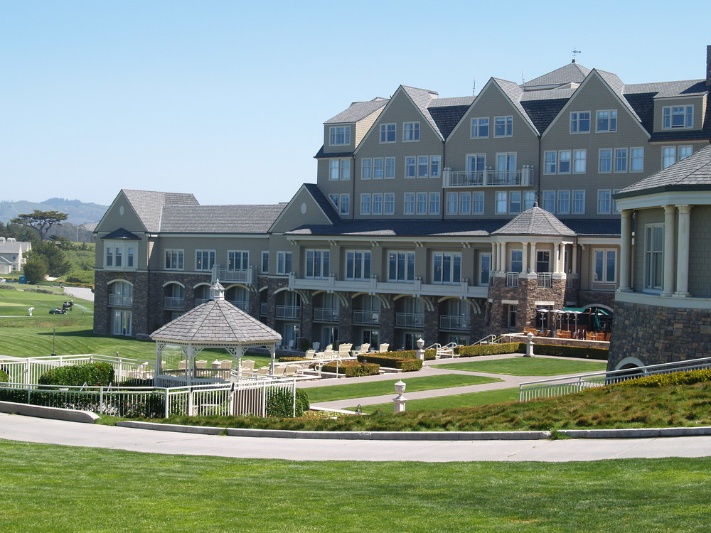 Ritz Carlton, Half Moon Bay, CA