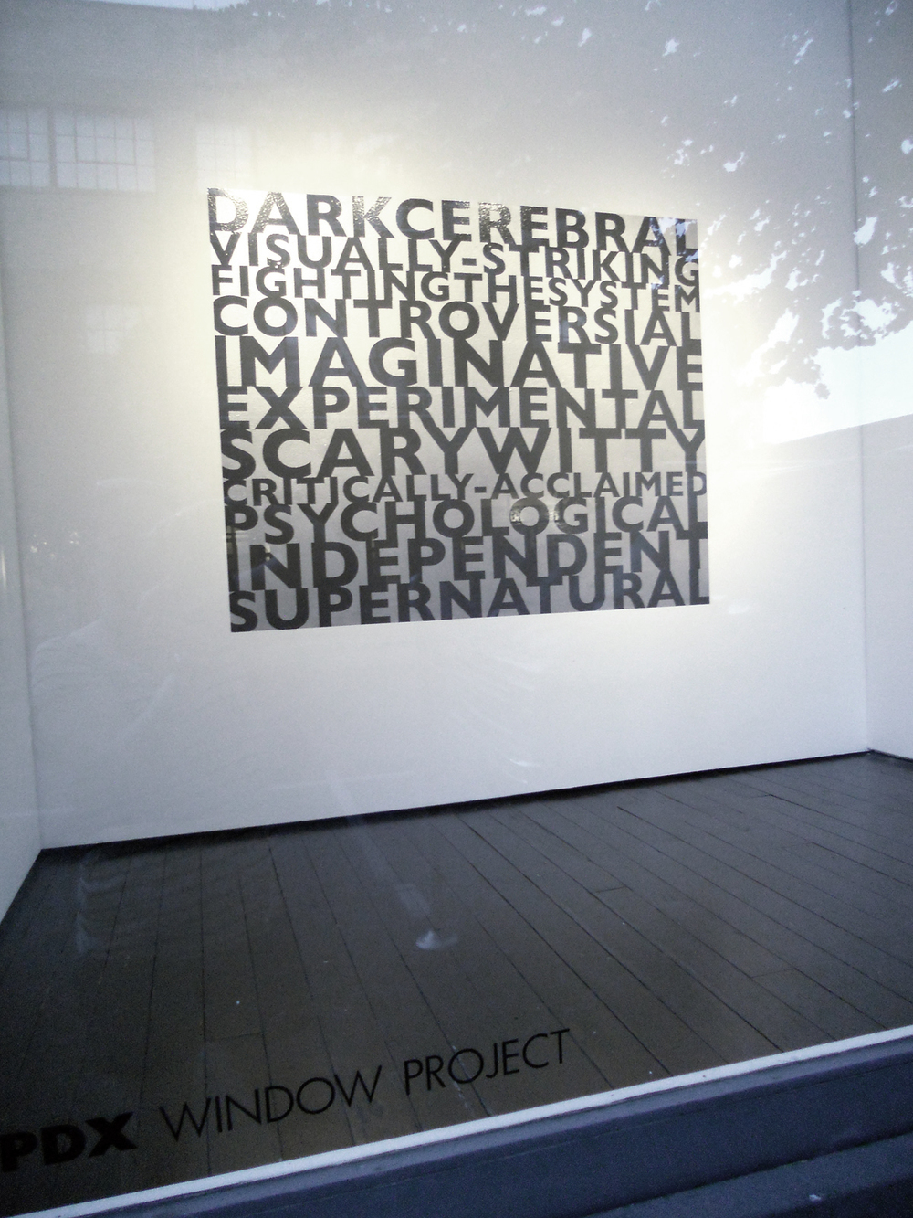 With a Strong Female Lead (install), 2011