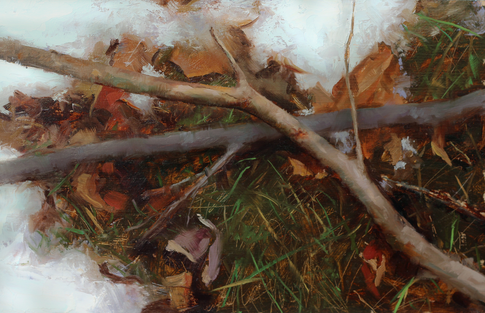 First Snow, Stick series #3