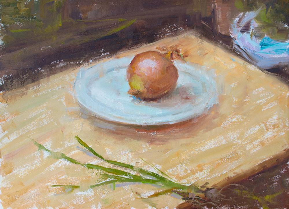 Onion Waiting