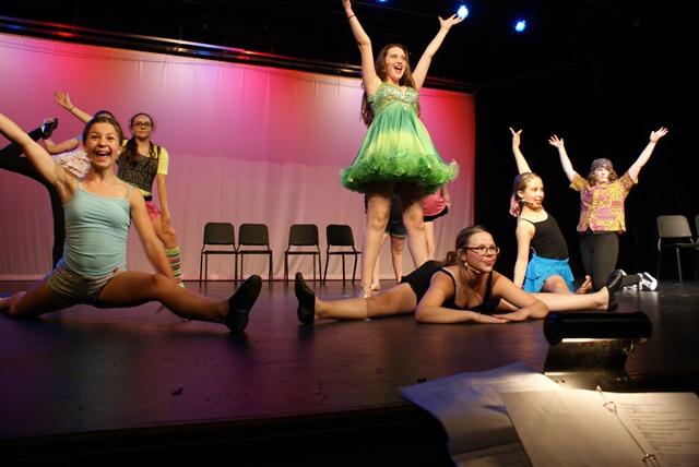 Fame! Photo Credit: Kelsey Van Blarcom
