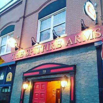 Trivia at the Spitfire Arms Alehouse was full of twists and turns this Tuesday!