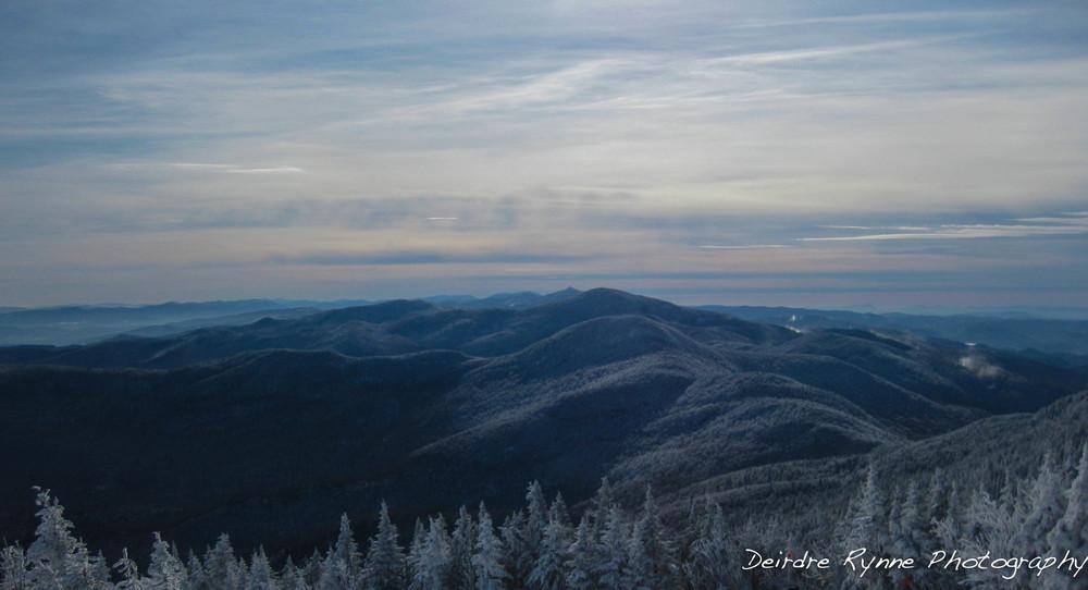 Stowe, Vermont. January 2012.