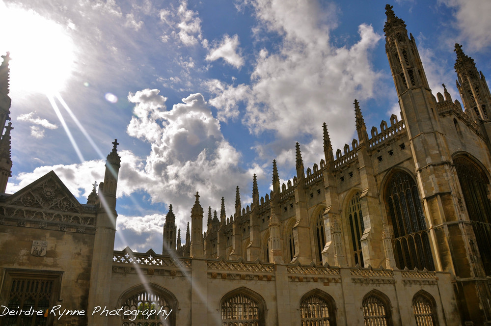 University of Cambridge, UK. July 2011