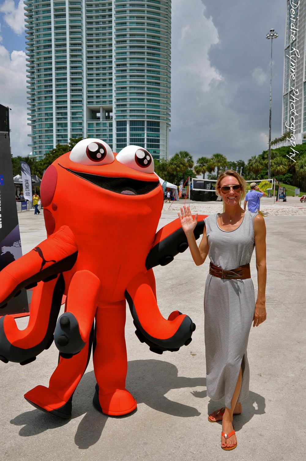 Julie & Mar Mostro- Miami, Florida. May 2012.
