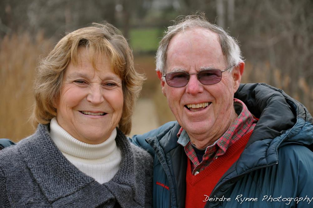 Elizabeth & Tom- North River, Marshfield. November 2012.