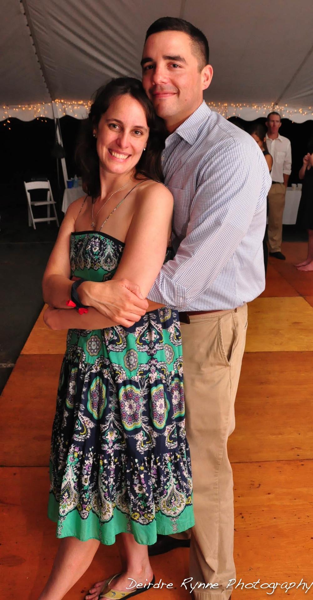 Alyssa & Nate- Farmington, Maine. June 2012.