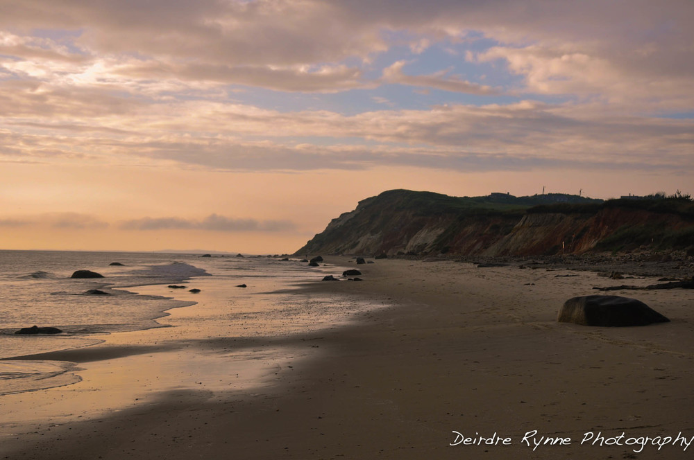 Moshup Beach, Aquinnah, Massachusetts. August 2013.