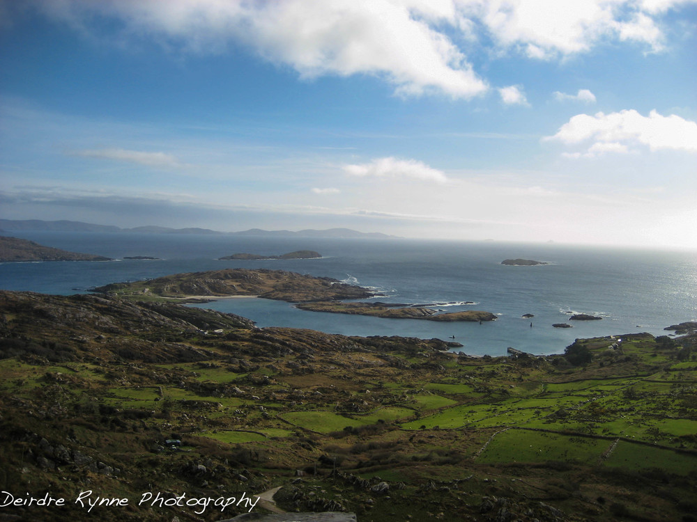 Ring of Kerry, Ireland. March 2009