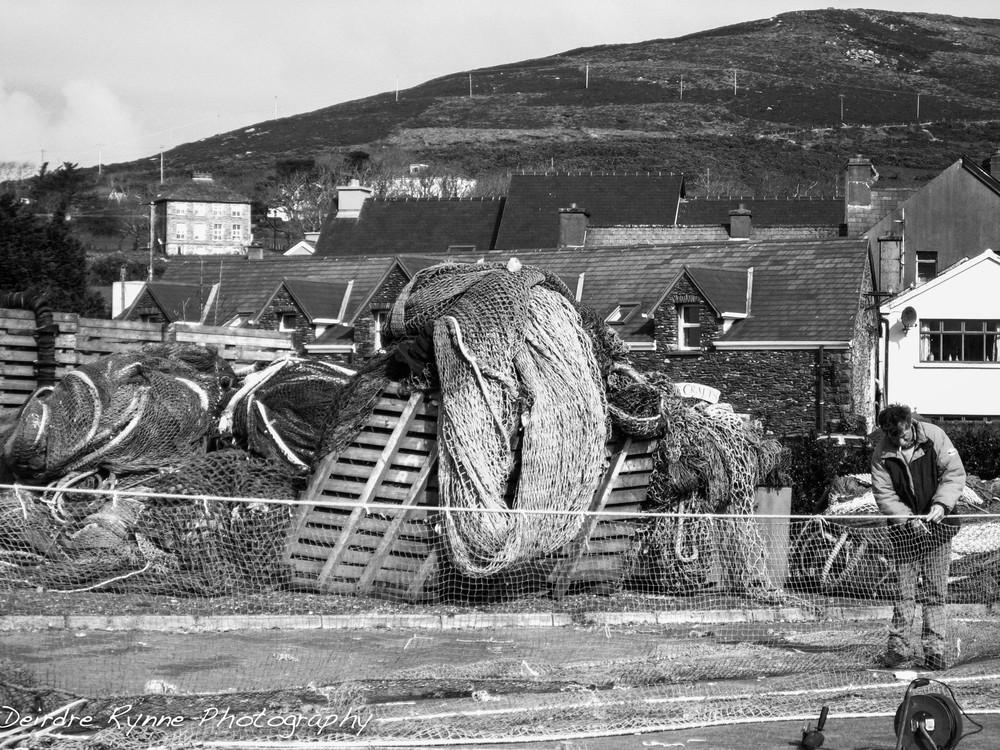 Dingle Fisherman- Co. Kerry, Ireland. March 2009
