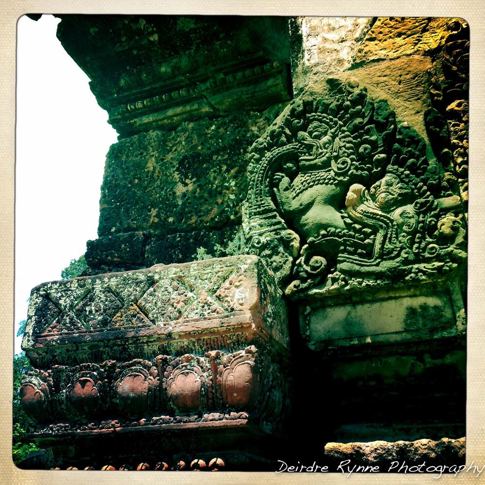 Cambodian Cornice