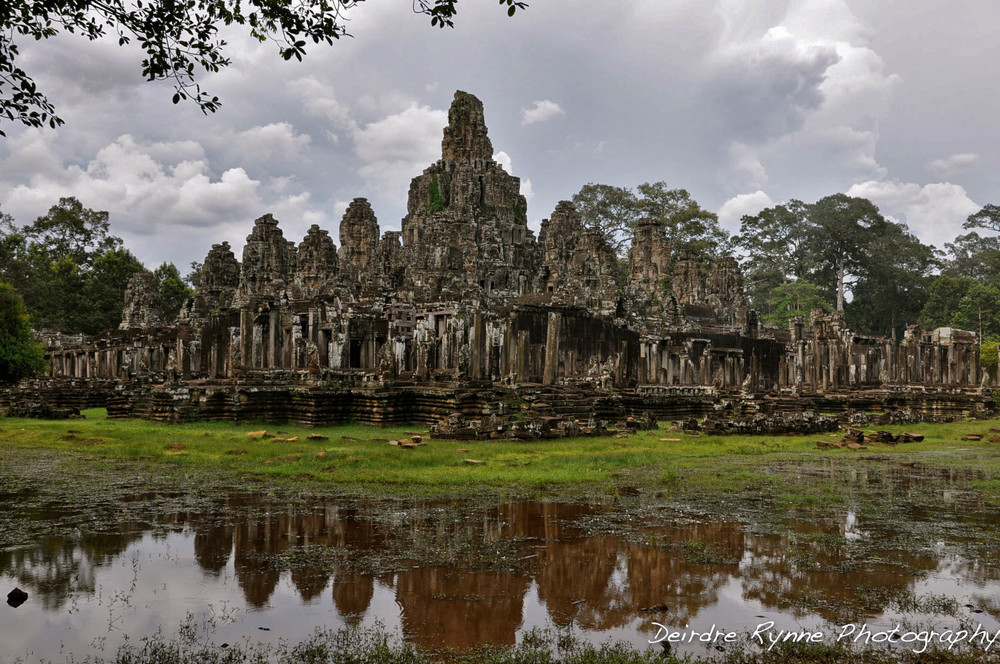 Angkor Thom, Cambodia. August 2012