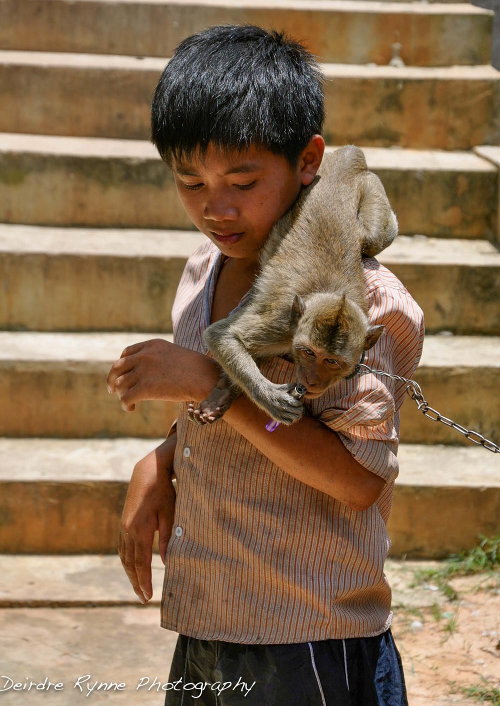 Cambodia. August 2012.