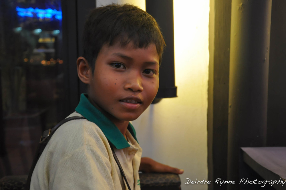 Siem Reap, Cambodia. August 2012