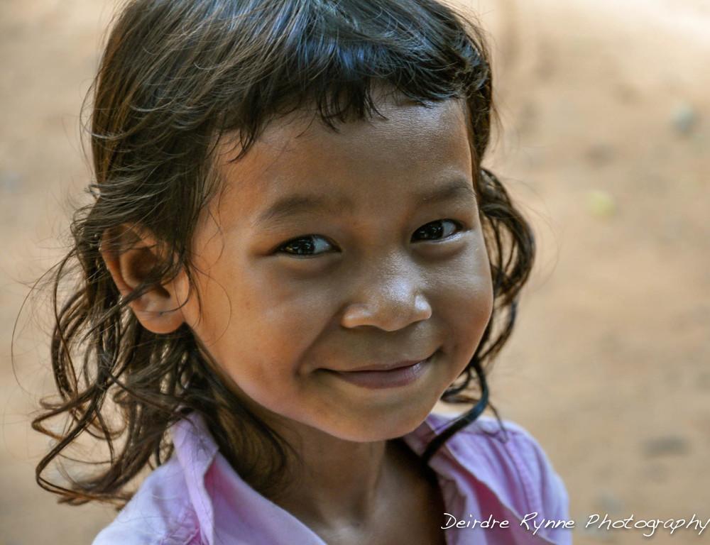 Angkor, Cambodia. August 2012
