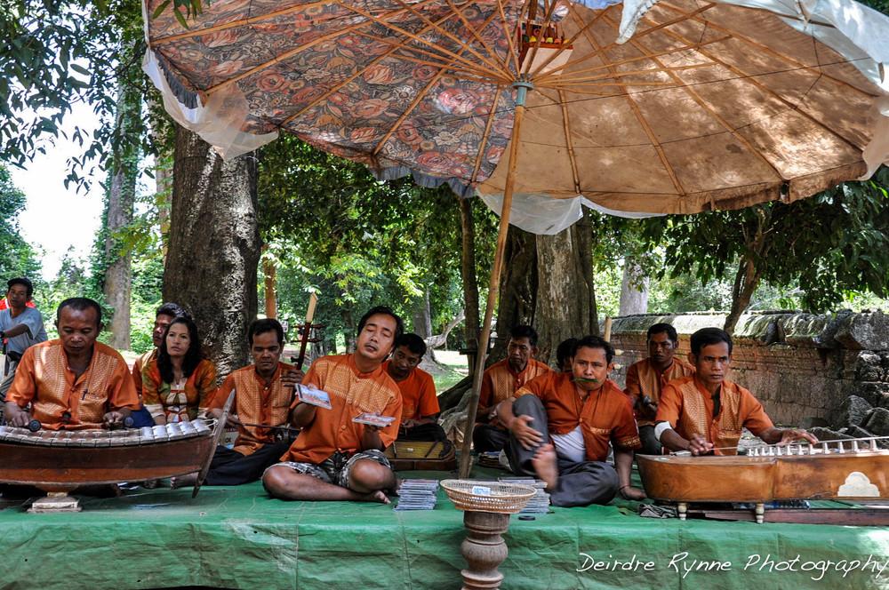 Cambodian Land Mine Musicians