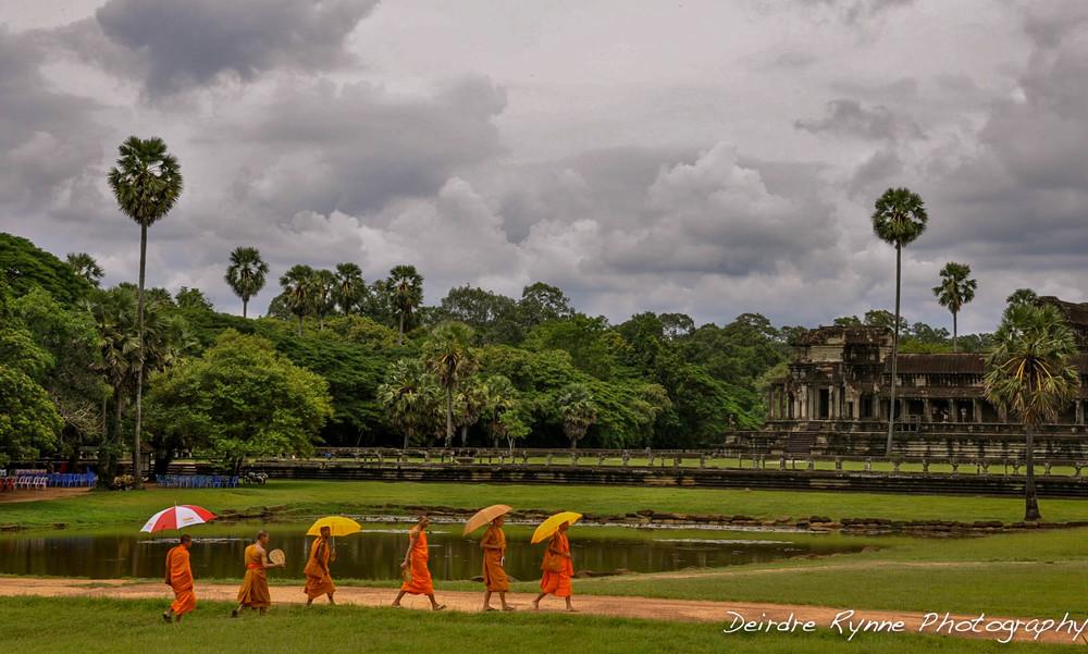 Angkor Wat, Cambodia. August 2012