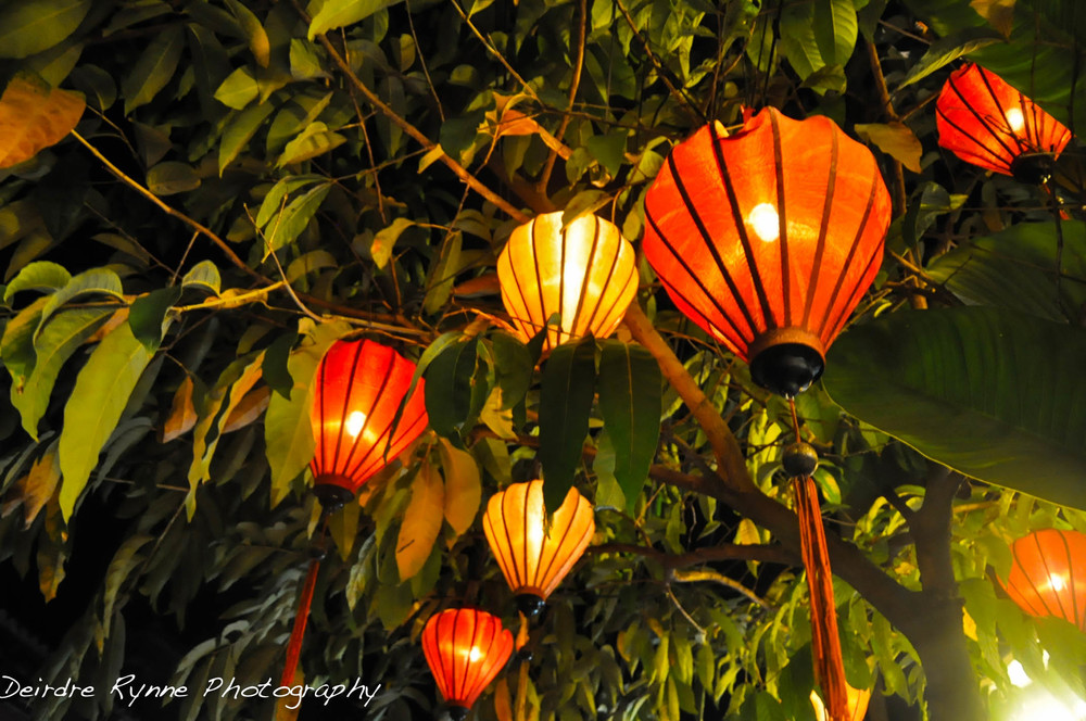 Hội An Lanterns, Vietnam. August 2012