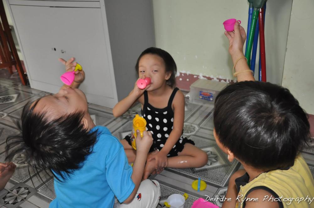 Tea Time. Hội An, Vietnam. August 2012