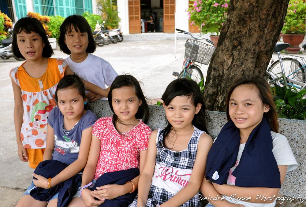 Hội An Twins, Vietnam. August 2012